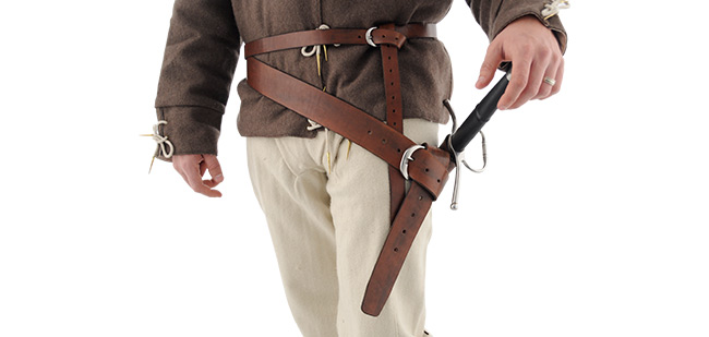 Broadsword Belt - Right Hand