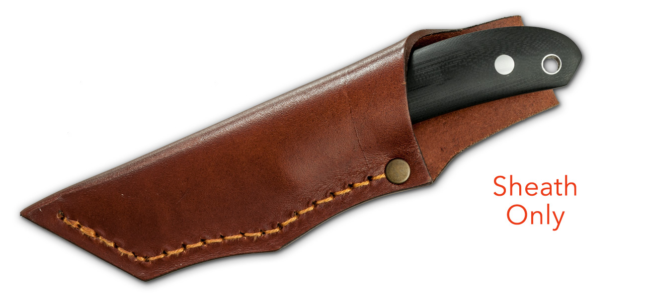 Left Hand Safari Sheath