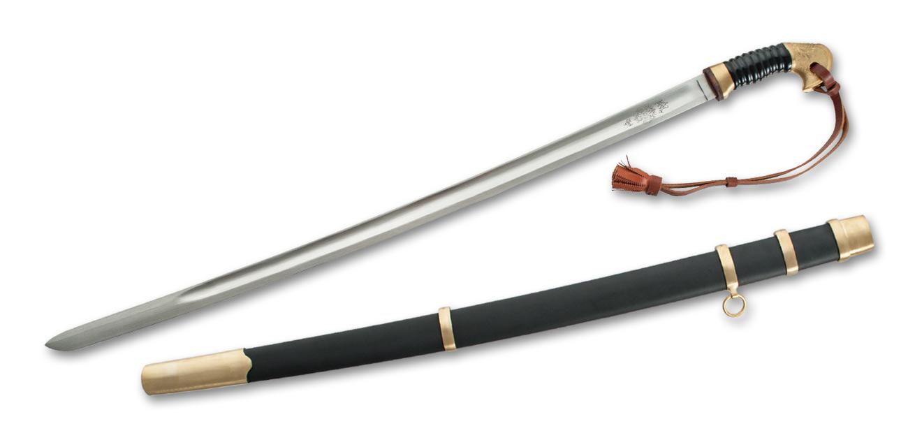 Granbergs - Kizlyar Dragounskaya Shashka Sword
