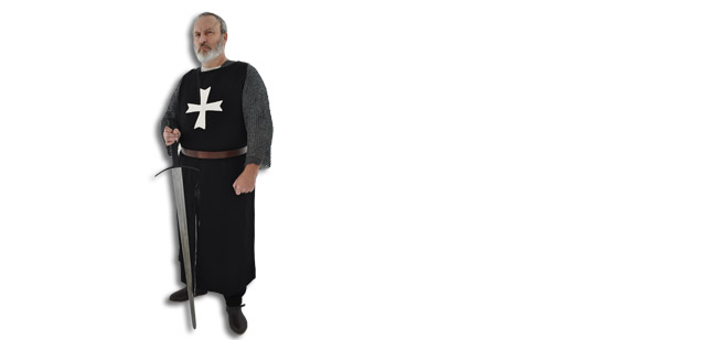 Hospitaller Surcoat, Cotton