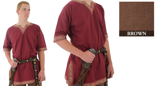 Viking Shirt, Brown