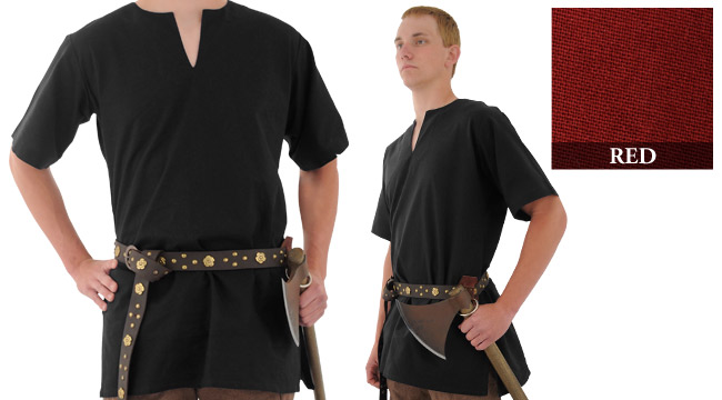 Medieval Tunic, Red