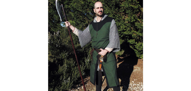 Medieval Tabard - Green