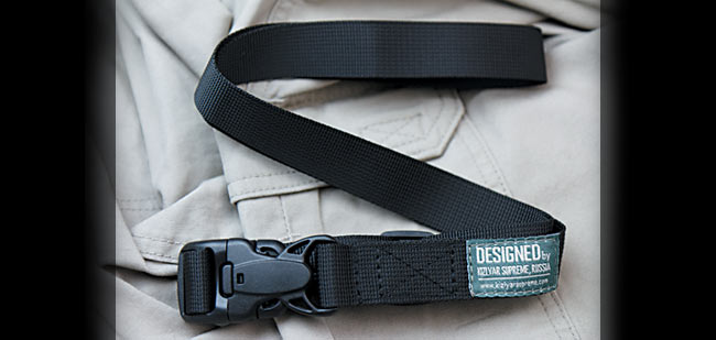 Thigh Belt TB1 Black