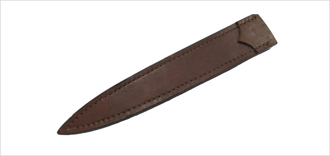 Kestrel Dagger Sheath-Brown