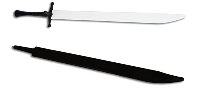 Xtreme Synthetic Sparring Messer Blade