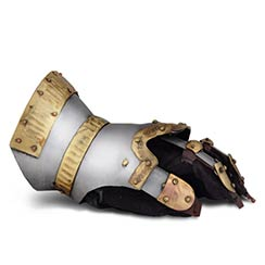 Churburg Gauntlets (Pair), 16G