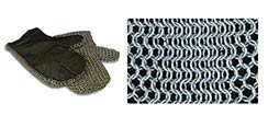 Padded Chainmail Mittens, Page Grade Code 10