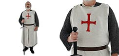 Templar Surcoat, Cotton