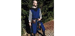 Medieval Tabard - Blue