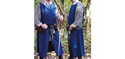 Medieval Surcoat - Blue