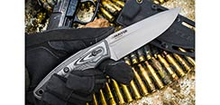 City Hunter EDC Knife - Bohler M390