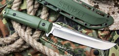 Senpai Tactical Tanto - OD Green