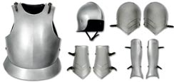 Knight Errant Suit of Armour