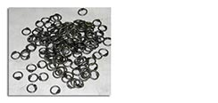 Loose Rings & Rivets (1000pcs), Knight Grade Code 8