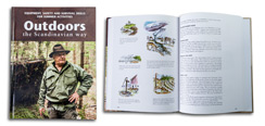Outdoors the Scandinavian way - Summer Edition Book - by Lars Fält