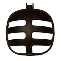 Synthetic Basket Hilt Guard-Black