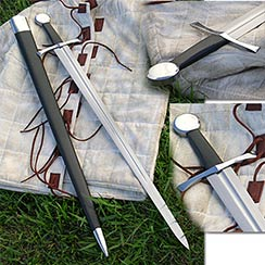 Hanwei/Tinker Early Medieval Sword, Sharp